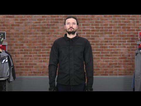 СЕТЧАТАЯ МОТОКУРТКА ICON UPSTATE RIDING SHIRT
