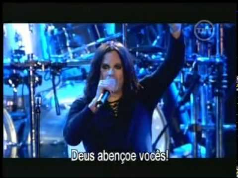 Black Sabbath w Ozzy  2005  Iron Man,  Ozzfest, Donnington