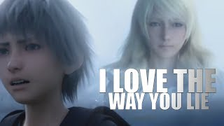 「GMV」 ~ I love the Way you Lie ~ Lunafreya X Noctis [300 sub's special]