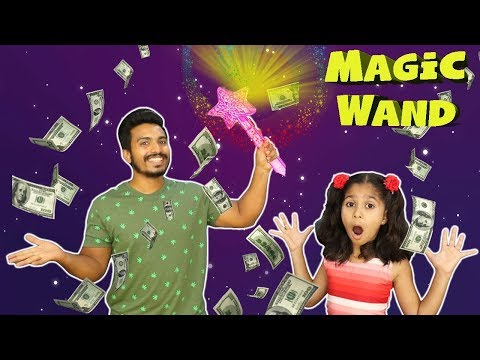 Pari Got  Magical Wand I Moral Story For Kids In Hindi I Funny Story