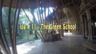 BALI - Best school ever on earth - Bali's green school fully made of bamboo