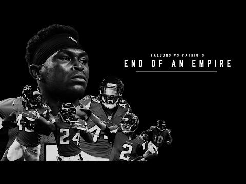 ATLANTA vs NEW ENGLAND - END OF AN EMPIRE