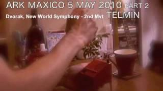 Dvorak, New World Symphony - 2nd Mvt . ARK MAXICO TELMIN.m4v