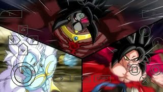 DRAGON BALL Z SHIN BUDOKAI 2 MOD HEROES ULTIMATE X MISSION