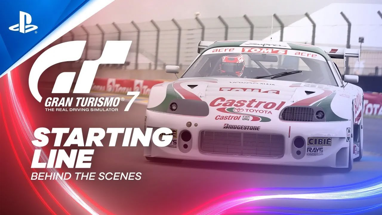 Gran Turismo 7 | The Starting Line (Behind The Scenes) | PS5, PS4