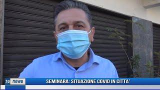 SEMINARA: SITUAZIONE COVID IN CITTA' | IL VIDEO