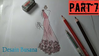 Download Video PART 7!! Cara Mudah Desain Gaun Cantik MP3 3GP MP4