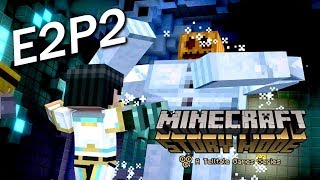 minecraft story mode season two episode 2 part 2 礦車之旅