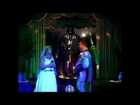 The Greatest Star Wars Wedding Ever , Shawn  Apryl Foster 5,22,10.avi