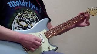 Motörhead - Capricorn (Guitar) Cover