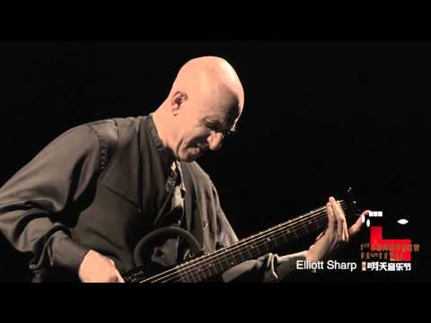 Elliott Sharp @ 1st Tomorrow Festival