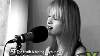 Paramore - Decode Acoustic live @ Green Room.97x  +lyrics
