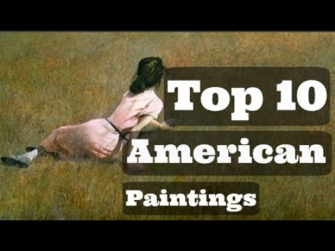 Top 10 American Paintings