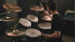 Three Days Grace - I Hate Everything About You (Drum Cover by Grif)