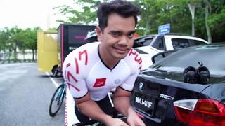Alif Satar   Road To Ironman Langkawi 2018 Episode 4