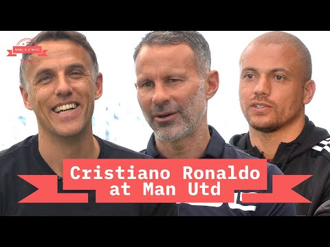 Cristiano Ronaldo at