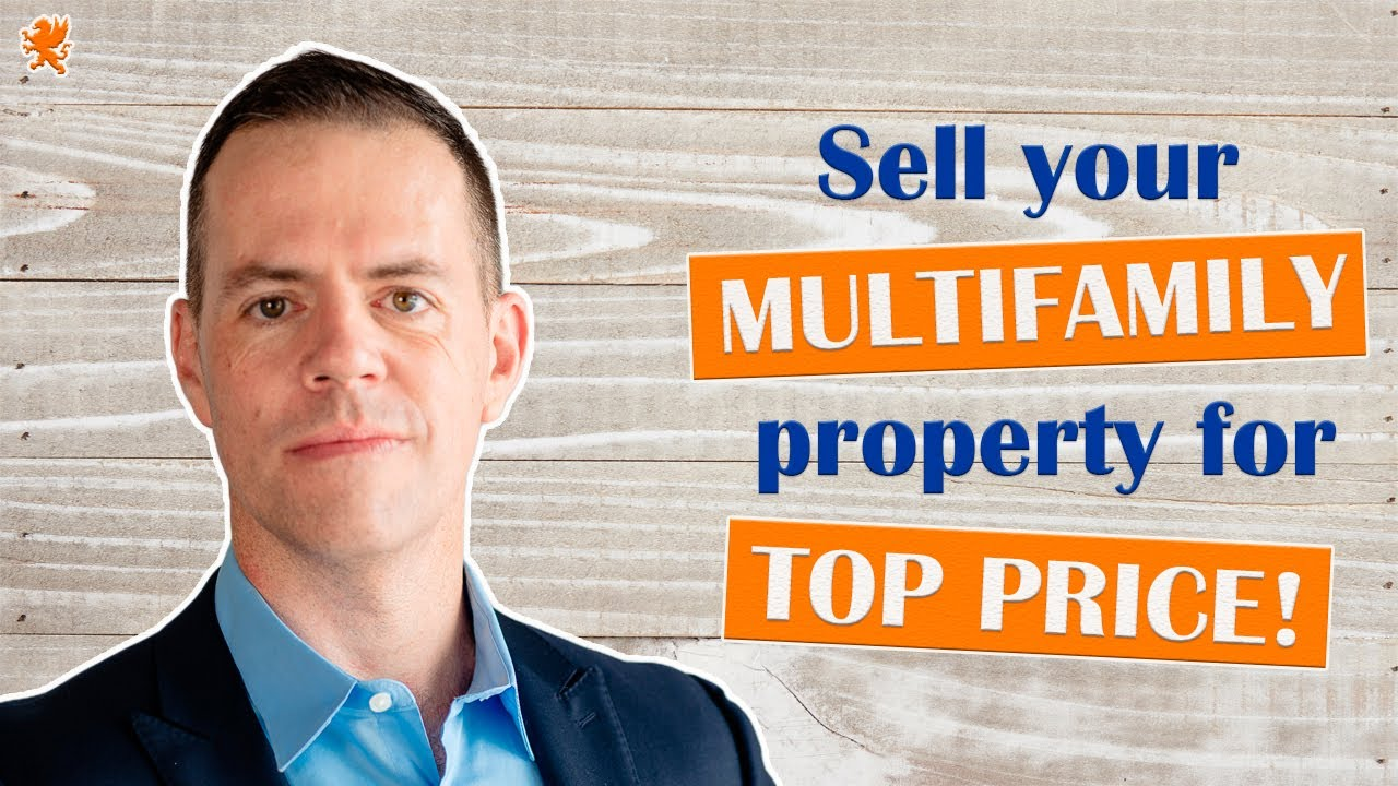 How We Can Help You Sell Your Multifamily Property for Top Price