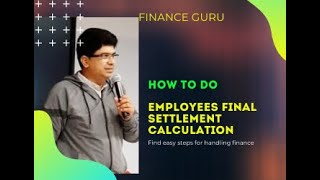 How to process employee final settlement according to the UAE law article 132
