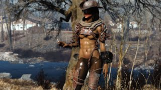 fallout 4 weekly mods muscular female turrets macho claws tasty map personal jetpack