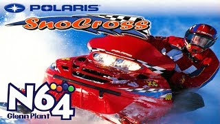 Polaris SnoCross - Nintendo 64 Review - HD