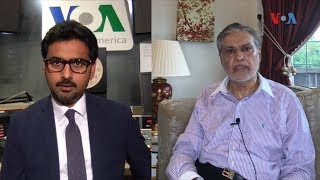 Voice of America's Exclusive Interview with Ishaq Dar