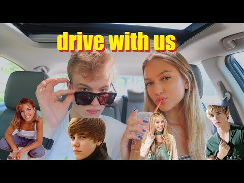 drive with us: childhood throwback playlist | maddie cidlik