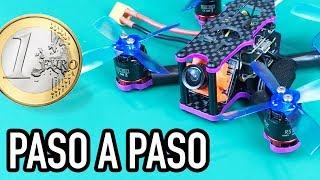 Como armar un drone NANO BRUSHLESS