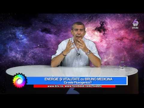ENERGIE SI VITALITATE cu Bruno Medicina 2017 06 29 - Ce este Fluxogenics?