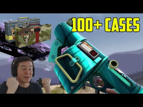 The End! Unboxing 100+ Gun Mettle Cases + Giveaway.
