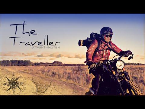 'THE TRAVELLER' - Custom Honda 125 Varadero By TWINTHING CUSTOM MOTORCYCLES