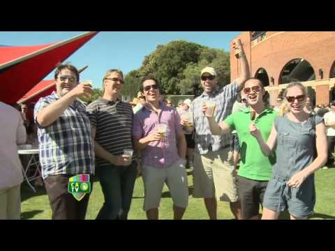 Australia Day at Adelaide Oval