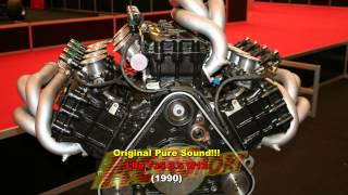 F1 PURE SOUND!!! - Life F35 3.5 W12 (1990) Formula One Engine