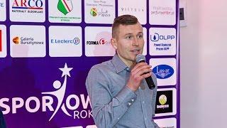 Sportowiec Roku 2016 w Regionie: Nagroda dla Przemysława Dąbrowskiego