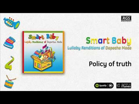 Lullaby Renditions of Depeche Mode - Policy of truth