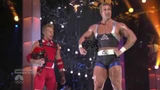American Gladiators -- Titan