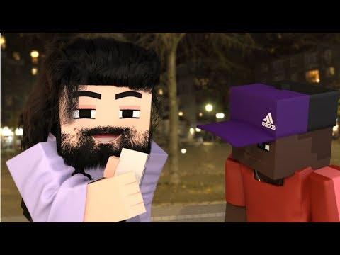 baby baby biruleibe leibe minecraft animacao video original youtube