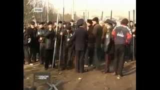 Татары VS славян!  Почему в Крыму сожгли чучело Джемилева?(Сюжет из передачи