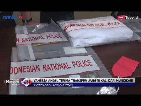 Polisi Ungkap Vanessa Angel Terima Transfer Uang 15 Kali dari Muncikari - LIM 10/01