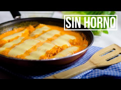 SWISS ENCHILADAS WITHOUT OVEN