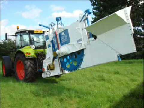R W T 75 S ROCK WHEEL TRENCHER FOR YOU TUBE