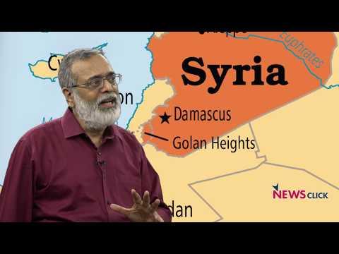 International Round-Up: Israeli Aggression in Syria