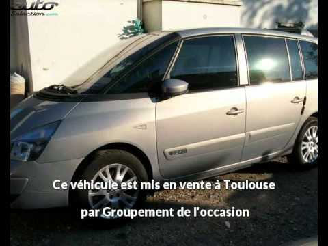 renault espace iv occasion visible toulouse pr sent e par groupement de l 39 occasion youtube. Black Bedroom Furniture Sets. Home Design Ideas