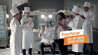 FreeCharge - Appreciation bhare bill payments & recharges!