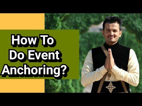 How to Do event anchoring | Learn Anchoring |Sangeet  Anchoring Tips | एंकरिंग कैसे करें