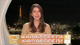Retrouvez la vidéo du #tirage #Keno gagnant à vie® du 13 février 20...