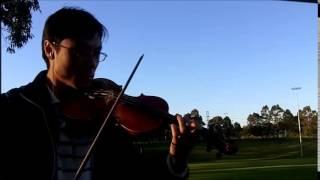 ABRSM Violin 2016-2019 Grade 5 A:2 A2 Handel Allegro HWV 373 Sonata E Movt 4 Performance