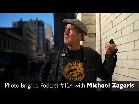 Michael Zagaris - Photo Brigade Podcast #124