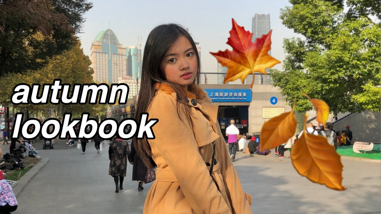 [VIDEO] - Autumn Lookbook 1