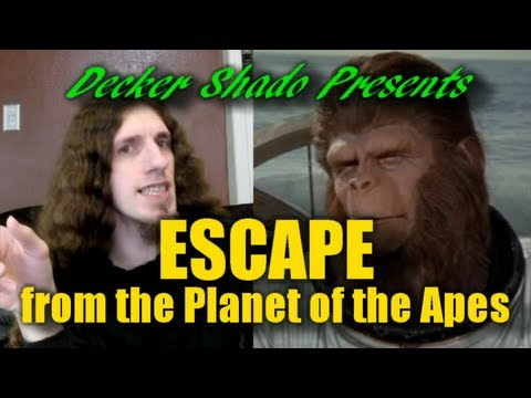 Escape From the Planet of the Apes Review by Decker Shado