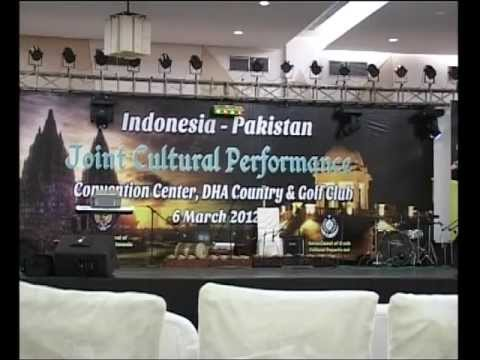 Culture Department Sindh, Pakistan Indonesia Joint Cultural Performance